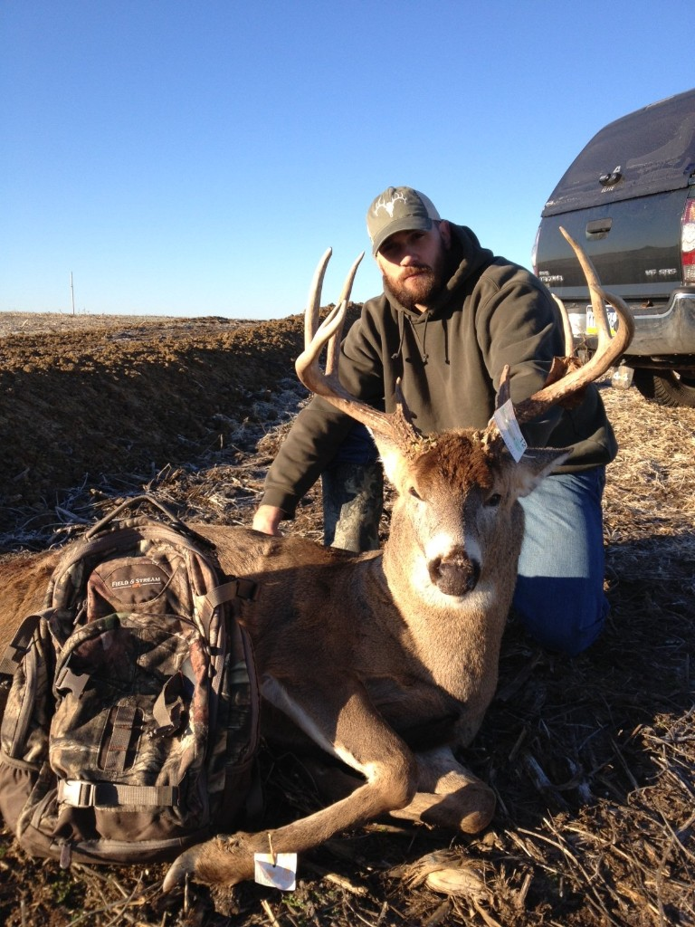 greenfield-illinois-buck